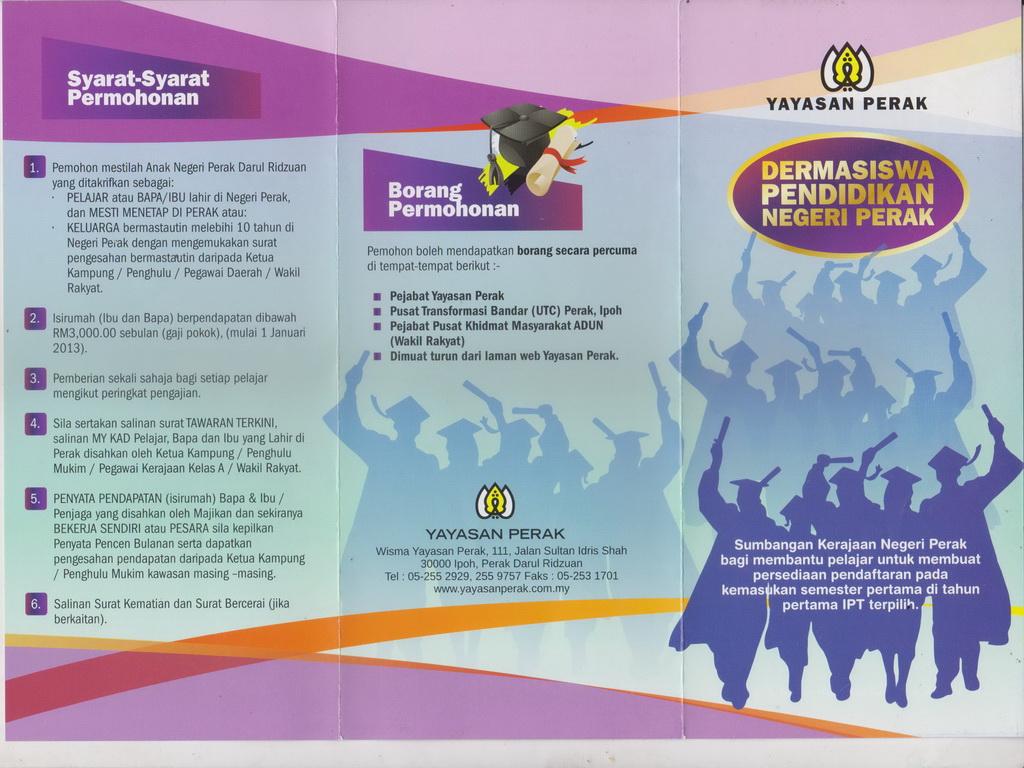 霹雳基金会 Yayasan Perak
